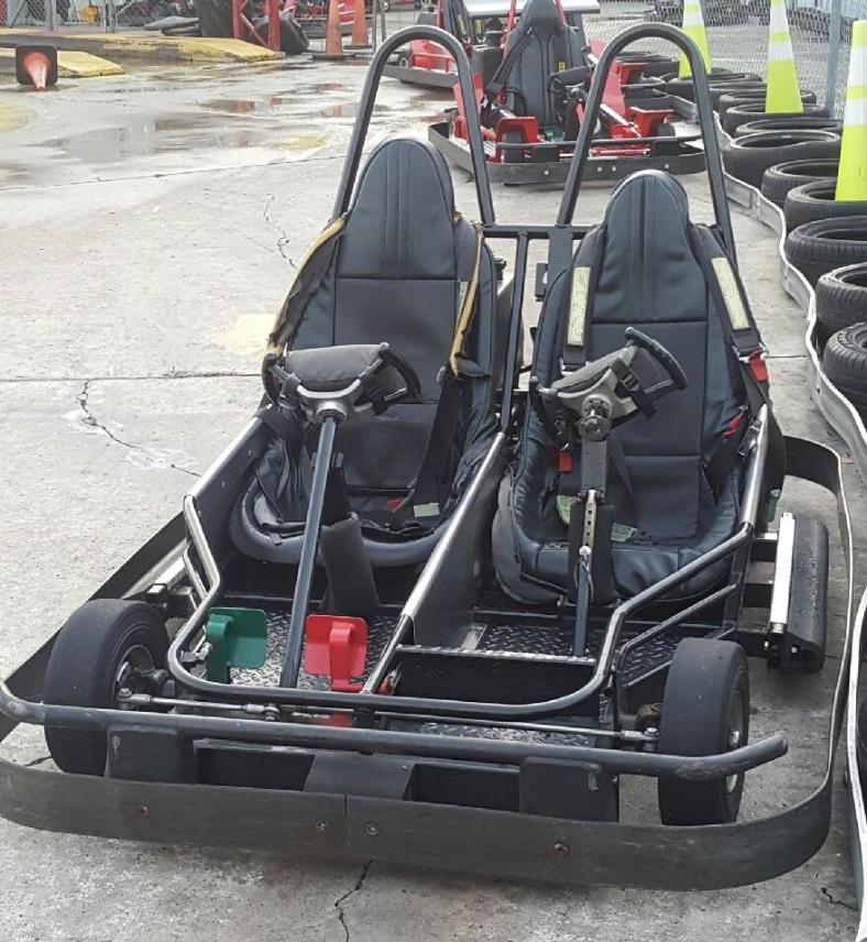 2 Seat Kart Prices